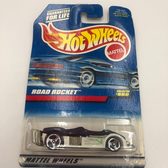 Hot Wheels Road Rocket Toy Car Mattel
